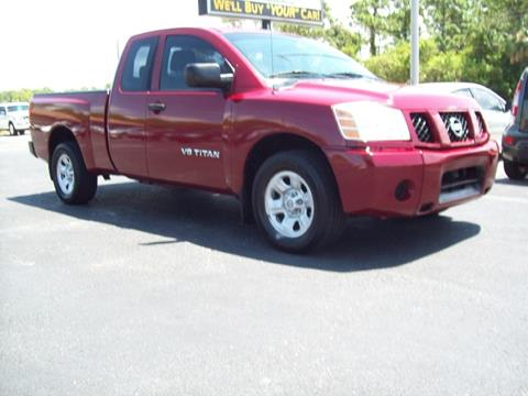 2006 Nissan Titan for sale in Englewood, FL