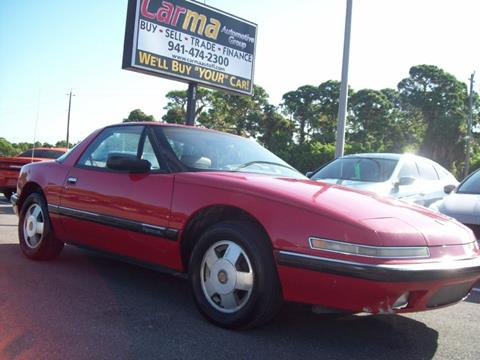 1989 Buick Reatta for sale in Englewood, FL