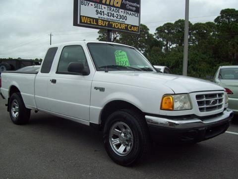 2003 Ford Ranger for sale in Englewood, FL