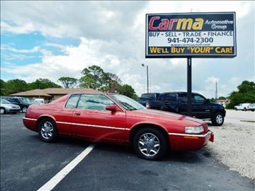 1995 Cadillac Eldorado for sale in Englewood, FL