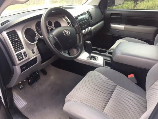 2008 Toyota Tundra 4x4 SR5 4dr Double Cab SB (5.7L V8) - Fort Collins CO
