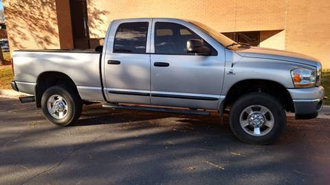 2006 Dodge Ram Pickup 2500 for sale in Fort Collins, CO