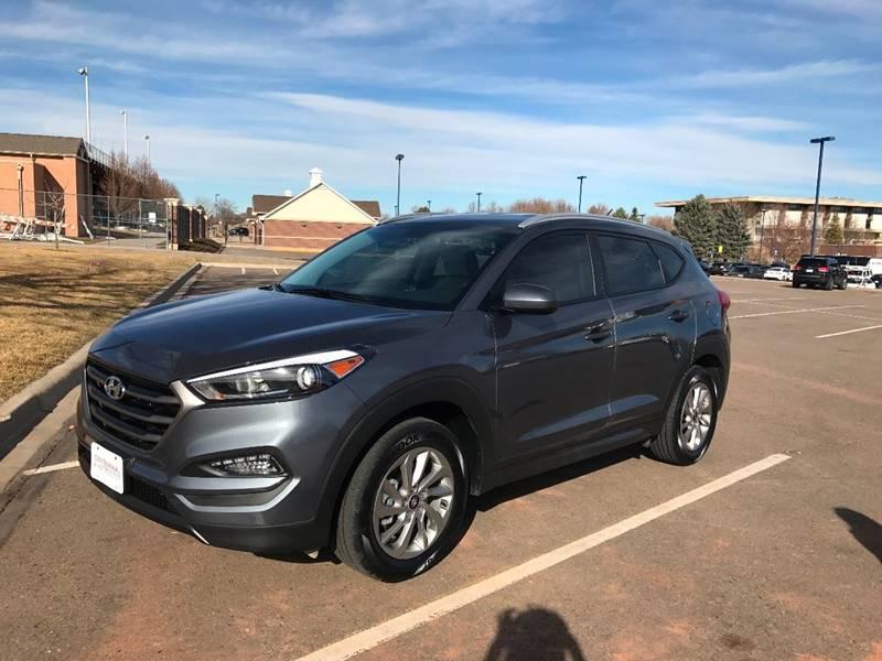 2016 Hyundai Tucson SE 4dr SUV - Fort Collins CO