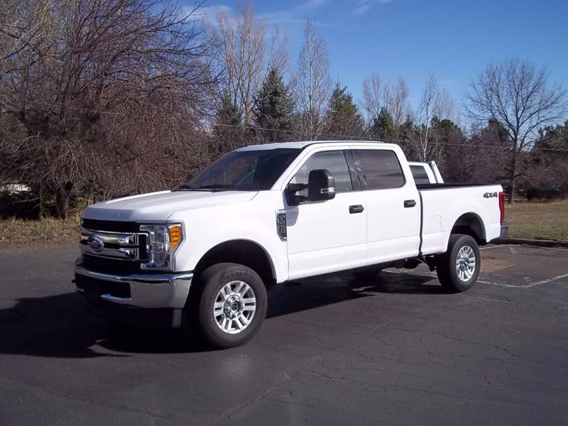 2017 Ford F-250 Super Duty 4x4 XLT 4dr Crew Cab 6.8 ft. SB Pickup - Fort Collins CO