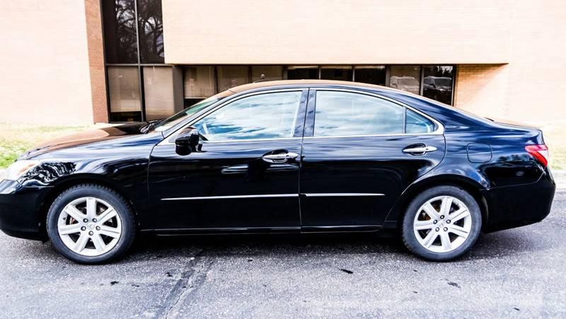2008 Lexus ES 350 4dr Sedan - Fort Collins CO