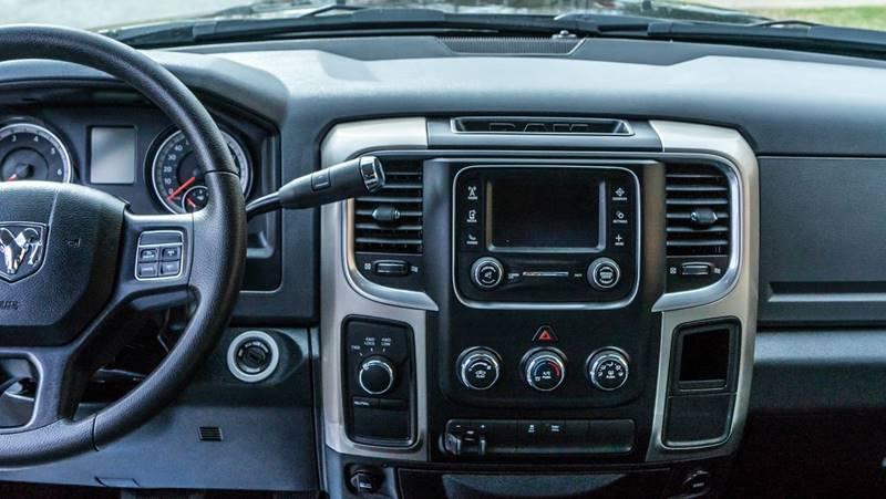 2016 RAM Ram Pickup 2500 4x4 SLT 4dr Crew Cab 6.3 ft. SB Pickup - Fort Collins CO