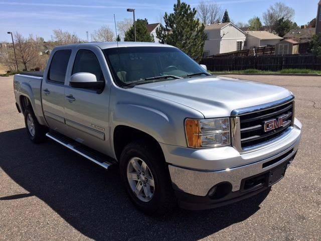 2011 GMC Sierra 1500 4x4 SLT 4dr Crew Cab 5.8 ft SB - Fort Collins CO