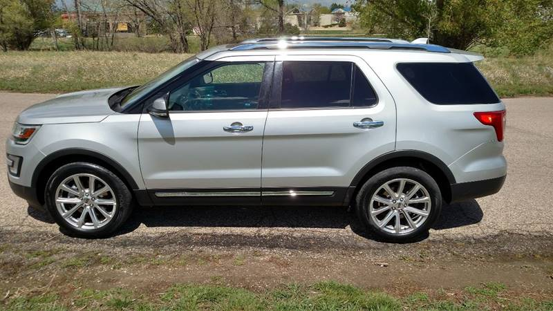 2017 Ford Explorer AWD Limited 4dr SUV - Fort Collins CO