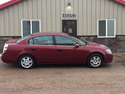 2005 Nissan Altima for sale in Tea, SD