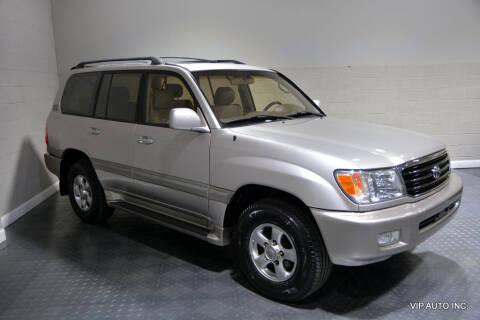 2001 Toyota Land Cruiser for sale at VIP Auto Inc. in Fredericksburg VA
