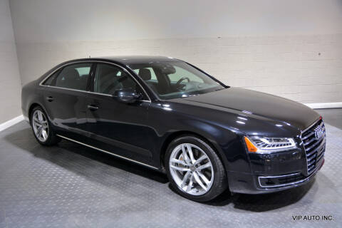 2015 Audi A8 L 4.0T quattro for sale at VIP Auto Inc. in Fredericksburg VA