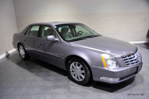 2007 Cadillac DTS for sale at VIP Auto Inc. in Fredericksburg VA