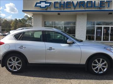 2013 Infiniti EX37 for sale in Greenville, AL