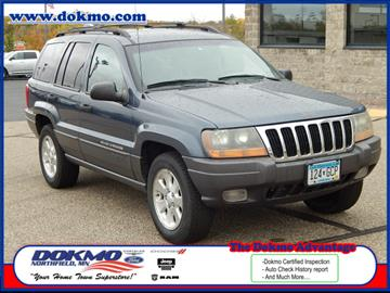 2001 Jeep Grand Cherokee for sale in Northfield, MN