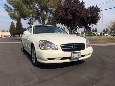 2002 Infiniti Q45 for sale in Sacramento, CA