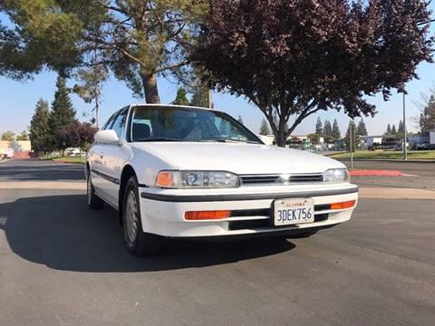 1993 Honda Accord for sale in Sacramento, CA