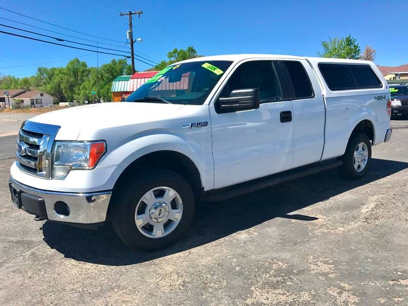 2011 Ford F-150 4x4 XL 4dr SuperCab Styleside 6.5 ft. SB - Carson City NV