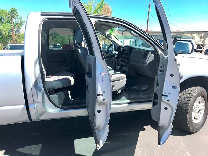 2008 Dodge Ram Pickup 1500 ST 4dr Quad Cab 4WD LB - Carson City NV