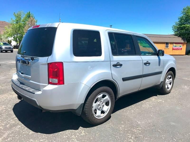 2009 Honda Pilot LX 4dr SUV - Carson City NV