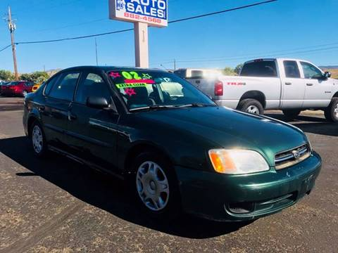 2002 Subaru Legacy for sale in Carson City, NV