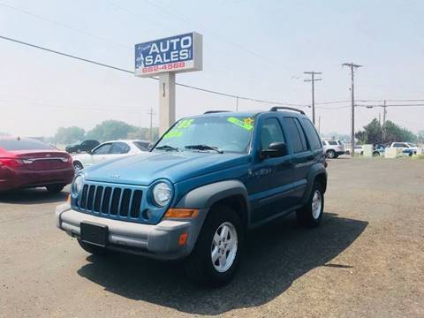 2005 Jeep Liberty for sale in Carson City, NV