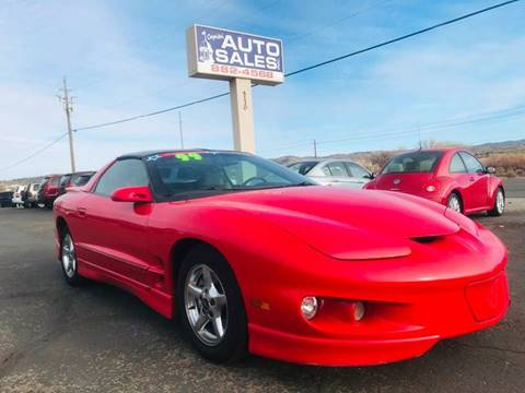 1999 Pontiac Firebird for sale in Carson City, NV