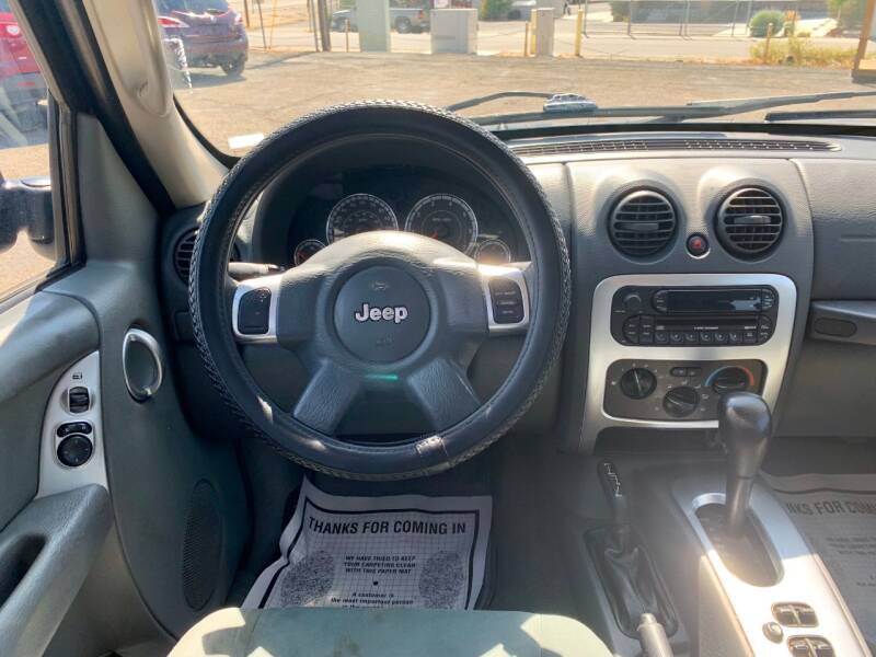 2006 Jeep Liberty Limited 4dr SUV 4WD - Carson City NV