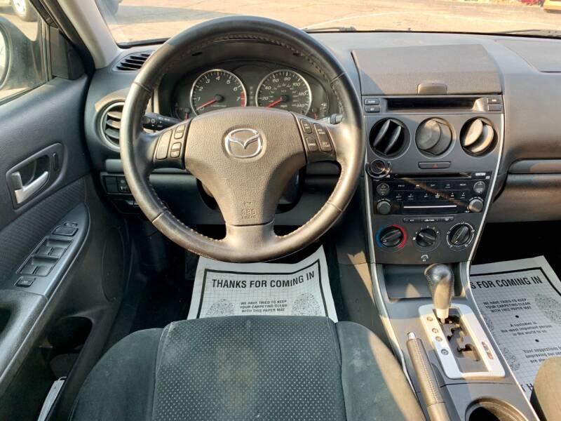 2007 Mazda MAZDA6 i Sport 4dr Sedan (2.3L I4 5A) - Carson City NV