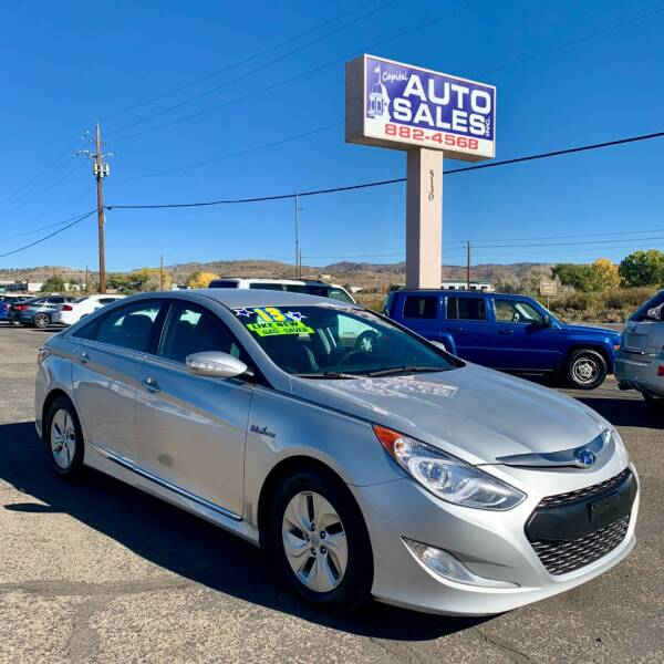 2013 Hyundai Sonata Hybrid 4dr Sedan - Carson City NV