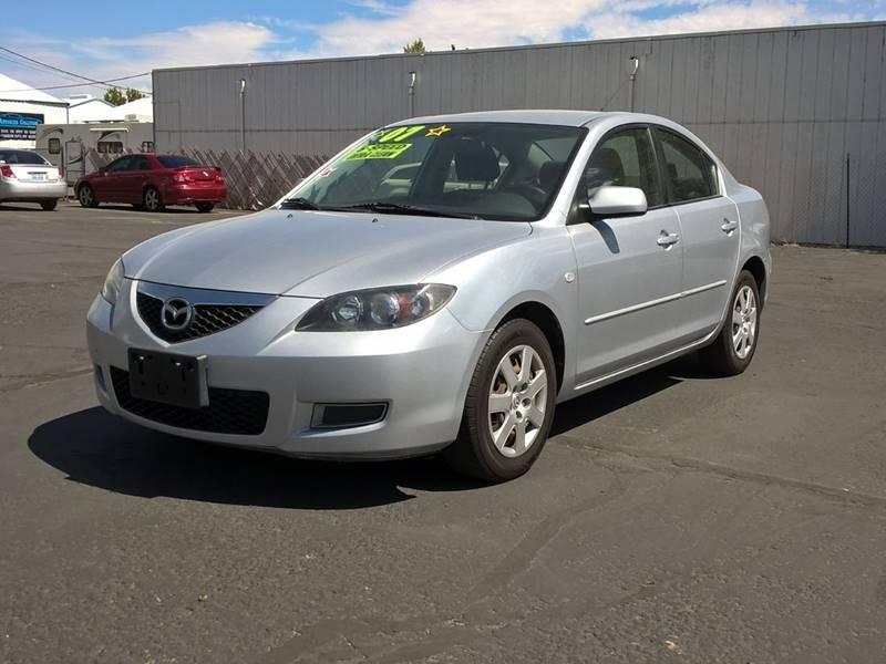 2007 Mazda MAZDA3 i Touring 4dr Sedan (2L I4 4A) - Carson City NV
