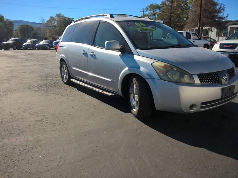 2004 Nissan Quest 3.5 SE 4dr Mini-Van - Carson City NV