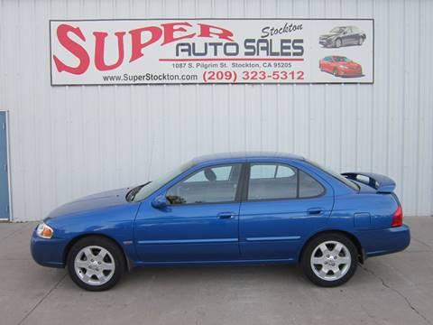 2006 Nissan Sentra for sale in Stockton, CA