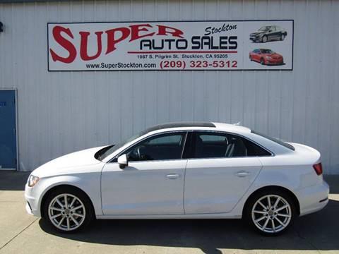 2015 Audi A3 for sale in Stockton, CA