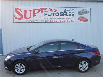 2013 Hyundai Sonata for sale in Stockton, CA