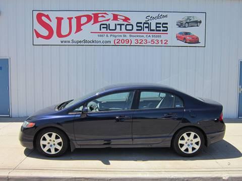2008 Honda Civic for sale in Stockton, CA