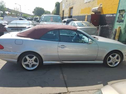 2002 Mercedes-Benz CLK for sale in Baltimore, MD