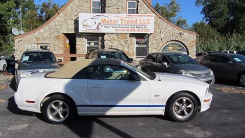 2006 Ford Mustang for sale in Tulsa, OK