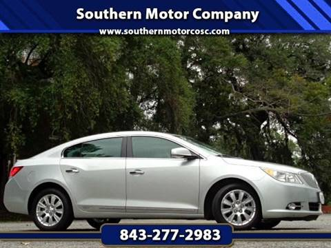 2012 Buick LaCrosse for sale in North Charleston, SC