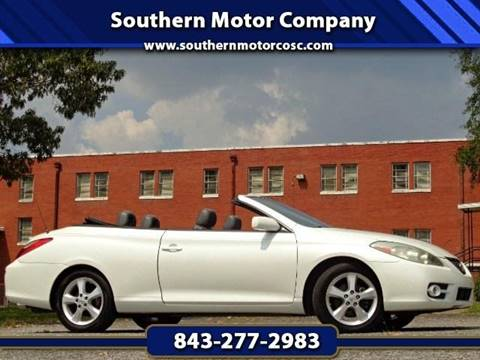 2007 Toyota Camry Solara for sale in North Charleston, SC