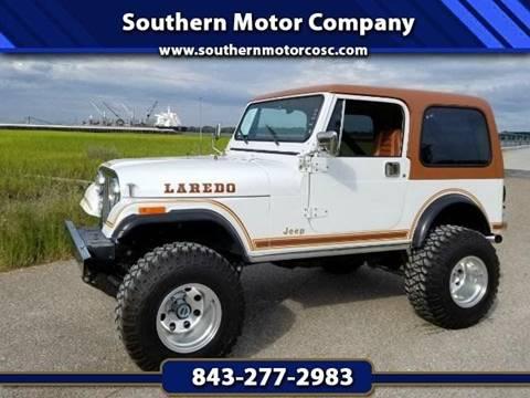 1983 Jeep CJ-7 for sale in North Charleston, SC
