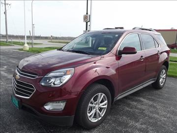 2017 Chevrolet Equinox for sale in Pontiac, IL