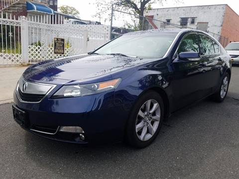 2013 Acura TL for sale in Bronx, NY