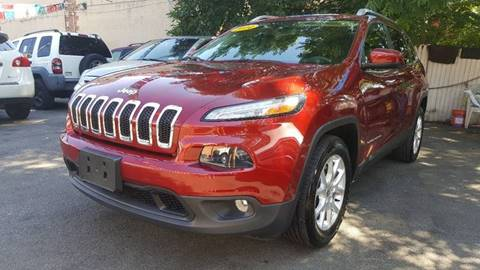 2014 Jeep Cherokee for sale in Bronx, NY