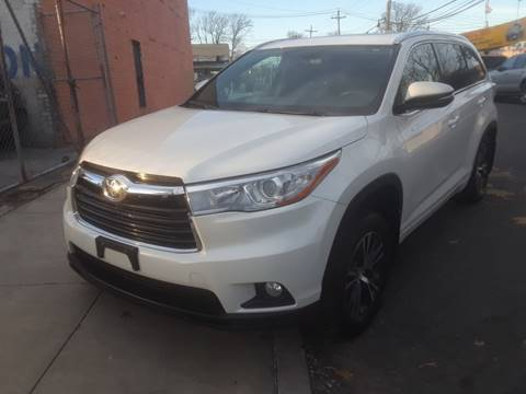2016 Toyota Highlander for sale in Bronx, NY