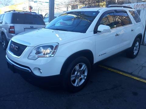 2008 GMC Acadia for sale in Bronx, NY
