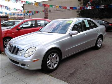 2004 Mercedes-Benz E-Class for sale in Bronx, NY