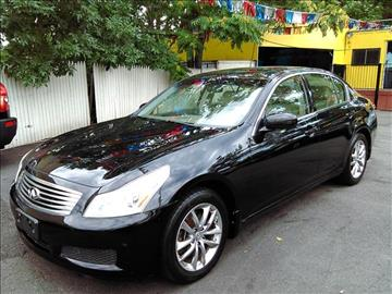 2007 Infiniti G35 for sale in Bronx, NY