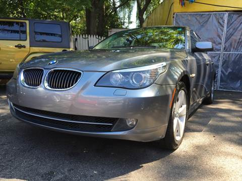 2008 BMW 5 Series for sale in Bronx, NY