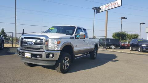 2011 Ford F-350 Super Duty for sale in Albany, OR