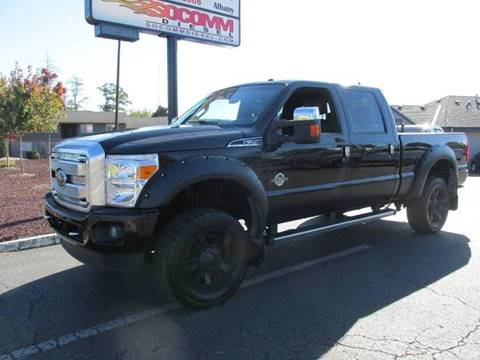 2014 Ford F-350 Super Duty for sale in Albany, OR